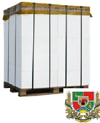 купить газобетон в Луганской области