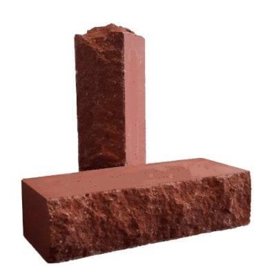 кирпич под дикий камень клинкер рубелэко