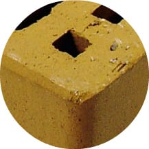 Кирпич керамейя Янтарь