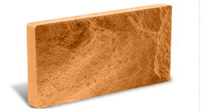 Цокольная плитка цена терракот