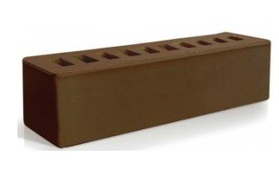 Керамический брусок Евротон коричневый 250х65х65
