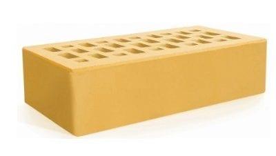 Керамический кирпич Евротон желтый 250х120х65