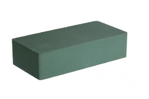 ( Зеленый ) Облицовочный кирпич Гладкий Лэнд Брик 250х120х65
