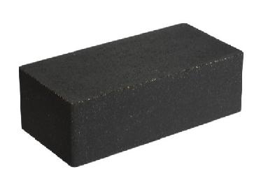 ( Серый ) Облицовочный кирпич Гладкий Лэнд Брик 250х120х65