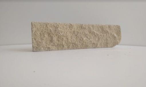 ( Желтая ) кирпич плитка фагот Скала 250х22х65