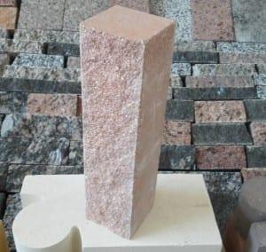 Узкий кирпич Land brick Колотый