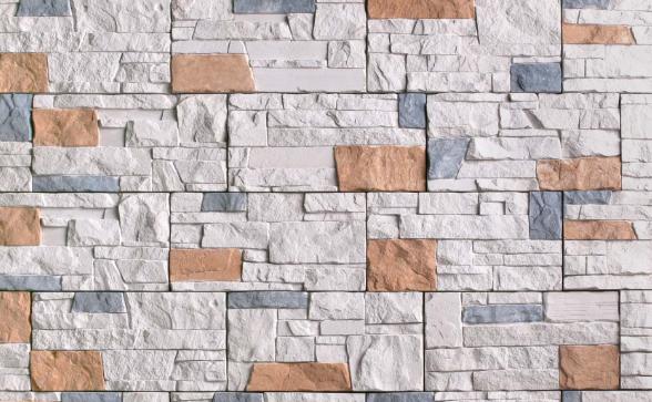 ( Маркхот 1031 ) Фасадная плитка под камень Айнхорн