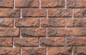 ( Фишт кирпич 720 ) Фасадная плитка под камень Айнхорн
