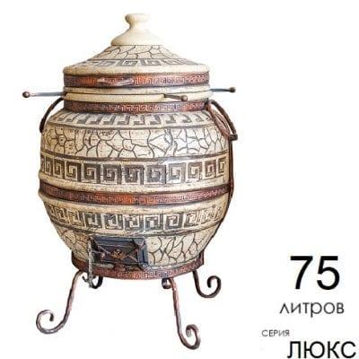 Купить Тандыр King 3 Люкс дизайн греческий в Харькове