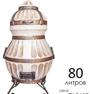 Купить Тандыр King 4 Люкс дизайн башня в Харькове