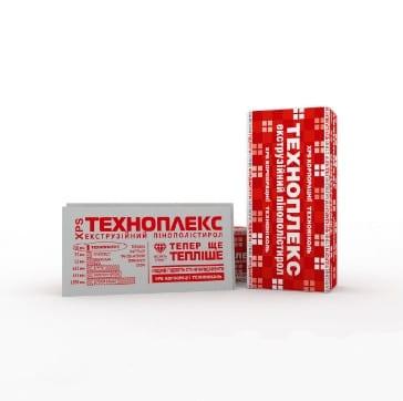 ( 30 мм ) Экструдированный пенополистирол XPS Техноплекс