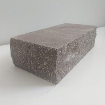 Мраморный колотый кирпич
