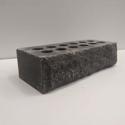 Купить серый кирпич скала литос