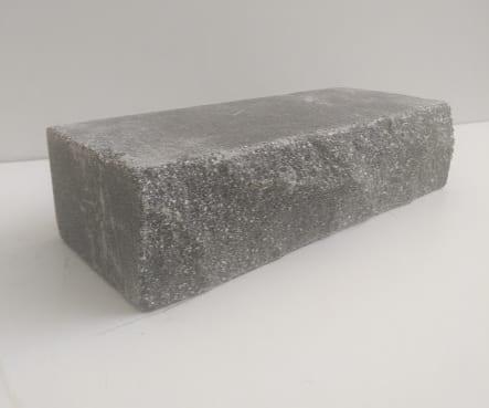( Серый ) Кирпич Лэнд Брик Скала 250х100х65