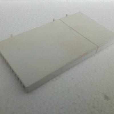 Вентиляционная коробка для лицевой кирпичной кладки.