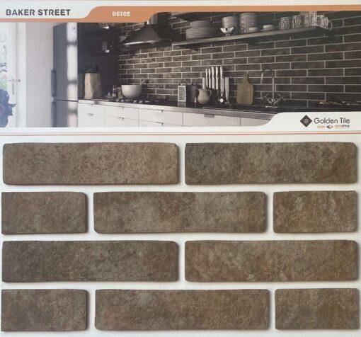 Фасадная плитка Baker Street