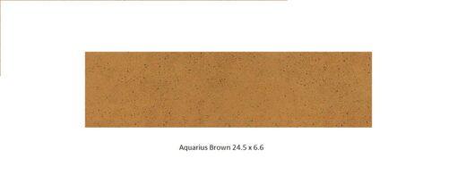 Aquarius Brown Клинкерная плитка