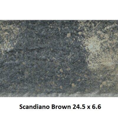 Scandiano Brown Клинкерная плитка купить