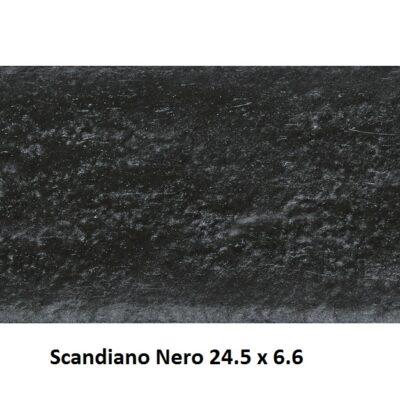 Scandiano Nero Клинкерная плитка купить