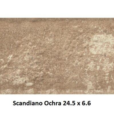 Scandiano Ochra Клинкерная плитка купить