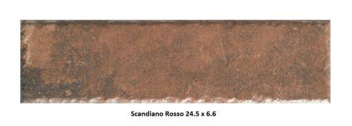 Scandiano Rosso Клинкерная плитка купить