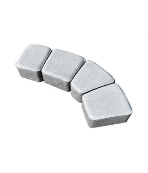 Римский камень белый Brukland
