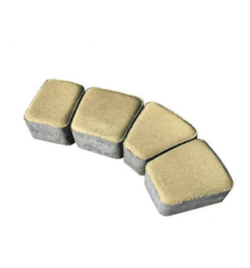 Римский камень желтый Brukland