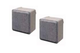 Плитка квадрат малый серый