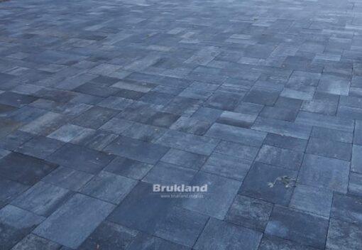 Тротуарная плитка Бруквей color-mix