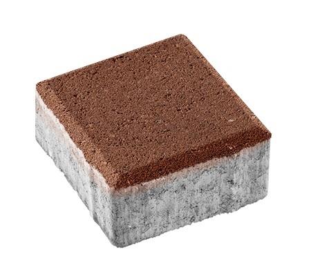 Плитка квадрат малый терракот