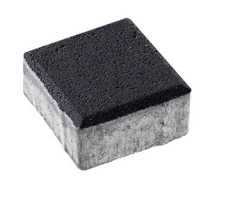 Плитка квадрат малый черный
