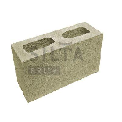 декоративный блок гладкий 25
