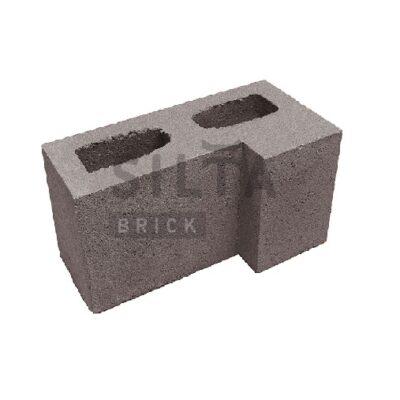 блок гладкий угловой 34-1