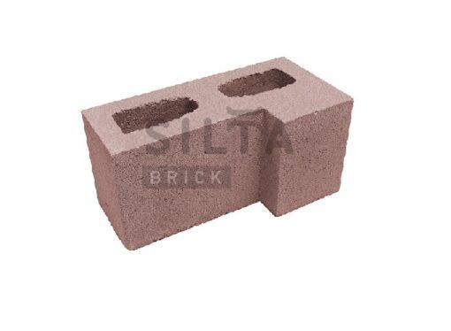 блок гладкий угловой элит 53